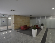 Rubín Office Center - recepce